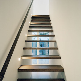 Swedish architects Claesson Koivisto Rune - staircase