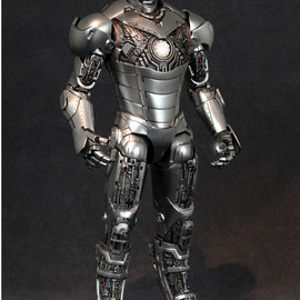 Hot Toys - Iron Man Mark II