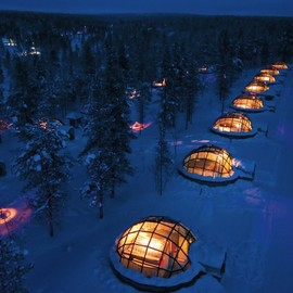 HOTEL KAKSLAUTTANEN - Igloo Village