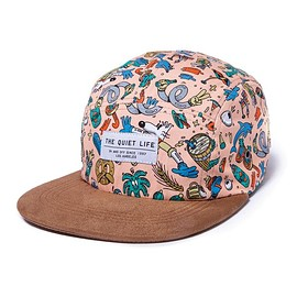 The Quiet Life - Steven Harrington x Golden Road x QL - 5-panel Hat