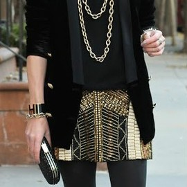 gold/style☆