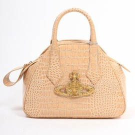 Vivienne Westwood - Chancery Bag in Beige