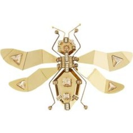 Lanvin - insect brooch