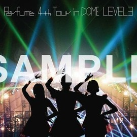 Perfume - ポスター(『Perfume 4th Tour in DOME 「LEVEL3」Blu-ray・DVD』店頭予約者特典)