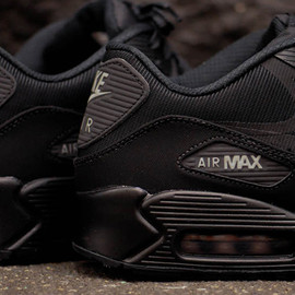 NIKE - AIR MAX 90 CMFT PREMIUM TAPE / BLACK
