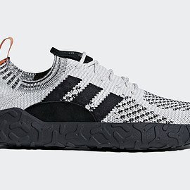adidas - Atric F/22 Primeknit - Black/White/Orange?