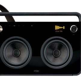 TDK - Xa6802 TDK Life on Record 2-Speaker Boombox