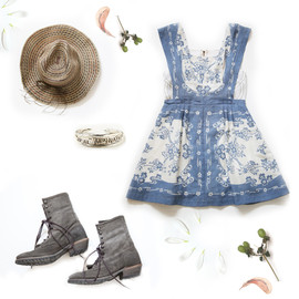 Free People - Post image for An Inspired Farmer's Daughter Look