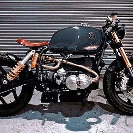"Kevils Speed Shop - BMW R80 Scram ""Nero"""