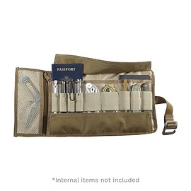 Bond Travel Gear - Tool Roll - Coyote