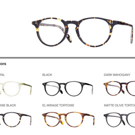 OLIVER PEOPLES - RILEY 48