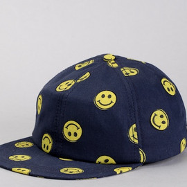 Mark McNairy - Smiley Cap
