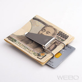 CANDY DESIGN & WORKS - Money Clip