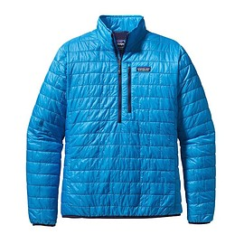 Patagonia - Men's Special Edition Nano Puff Pullover - Electron Blue