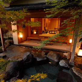 Gora Kadan Onsen - Hakone, Arrow's favorite room