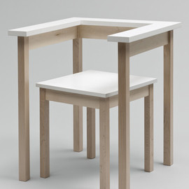 Droog Design / Richard Hutten - Table Chair