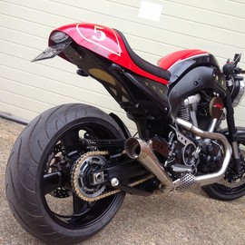 Red Max Speed Shop - Yamaha MT01