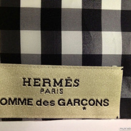 """""""Comme des Carres"""" Black and White Collection"""