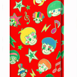 iPhone case - [smart phone case] No.018 boys and girls