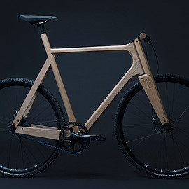 Paul Timmer - The Wooden Bike