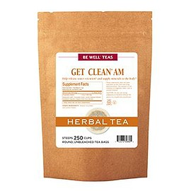 The Republic of Tea - Get Clean AM Tea Bags