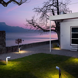 Le Corbusier - Villa Le Lac, Switzerland