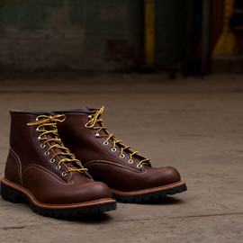 RED WING - LINEMAN BOOTS