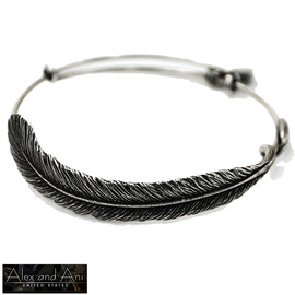 Alex and Ani - PLUME FEATHER