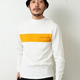 BEAMS PLUS - KAPTAIN SUNSHINE×BEAMS PLUS /  別注 ウエスト コースト L/S TEE