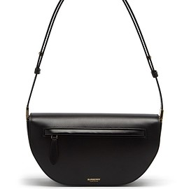 BURBERRY - Olympia small leather shoulder bag(FW2020)