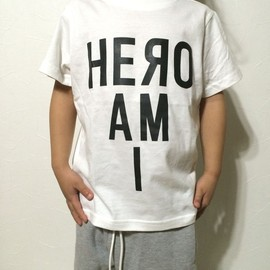 impossible is nothing BY UPSET BOYZ - IAMHERO S/S Tシャツ