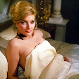 Bond Girl; Daniela Bianchi photo in 'From Russia with Love'