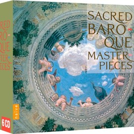 V.A. - クリスマス・ボックス・セット ~ バロック宗教作品集 (Sacred Baroque Master Pieces ~ J.S.Bach, Monteverdi, etc. / Concerto Italiano, Rinaldo Alessandrini etc.) (6CD) [輸入盤]