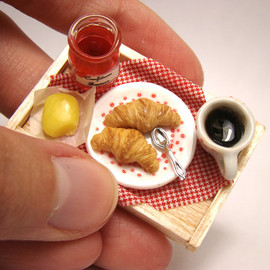 Miniature Food Kilgasts - miniature food