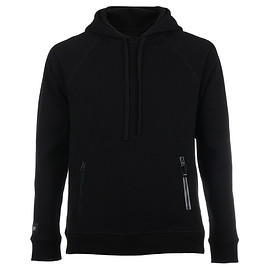 {IE, DSPTCH - Commuter Pullover Hoody - Black