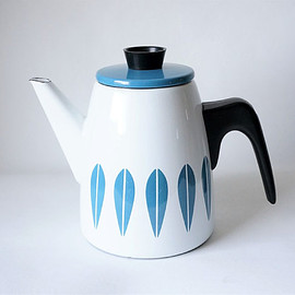 Lotus - Cathrineholm Enamelware Lotus Design Coffee pot