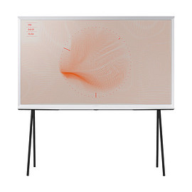 MOMA - Samsung The Serif 3.0 TV 2020 in color White