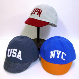 CHARI & CO NYC - 6panel cap