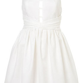 TOPSHOP - White Strappy Sundress