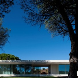 Melides, Portugal - House in Melides A project by: Pedro Reis Arquitecto