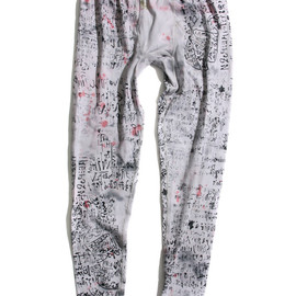 NADA. - Mystic Words Leggings