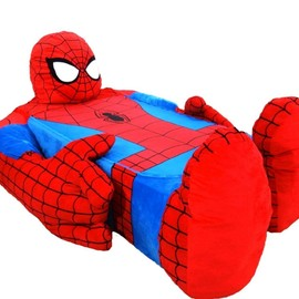 Incredibeds - Spider-Man Bed Cover, Twin