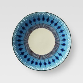 Potter's Workshop Tableware - Blue - Salad Plate