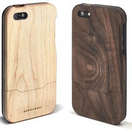 Grovemade - Grovemade Walnut iPhone 5/5S Cases