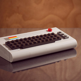 LEGO - Commodore 64