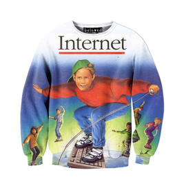 #belovedshirts - Internet Sweatshirt