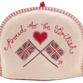 Jan Constantine - Proud To Be British Tea Cosy