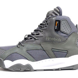 Reebok - OXT PUMP MID CORDURA 「LIMITED EDITION」 GRY/WHT/BLK