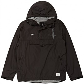 Stussy - No. 4 Hooded Pullover Jacket - Black