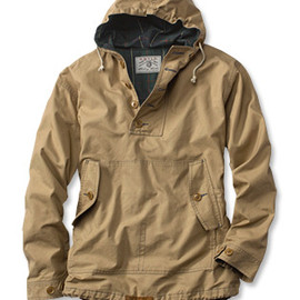 Orvis - Waxed Cotton Anorak